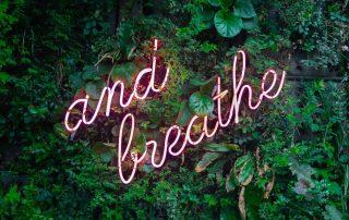 Achtsamkeit Atem Entspannung