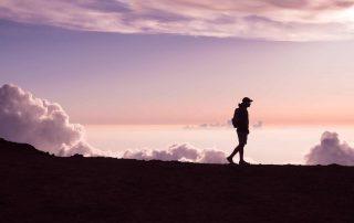 Gehmeditation für mehr Ruhe