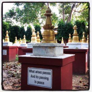 verganglichkeit buddhistische psychotherapie