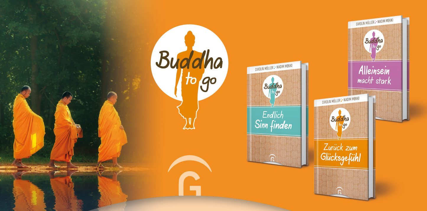 Buch Buddhismus Buddha to go