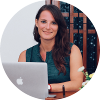 Onlinepsychologin Carolin Muller