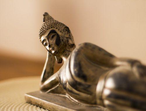 Ein gesundes Leben durch buddhistische Psychologie