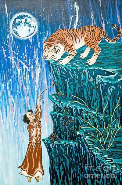 Interpretation Tiger Parabel